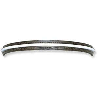 Otto Schumacher Solid Vinyl Stripe Browband