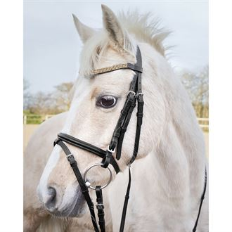 Horze Pony Flash Bridle
