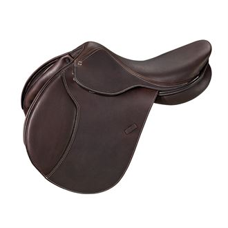 Circuit® by Dover Saddlery® Premier Special DS Saddle with Flocked Panels