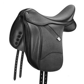 Bates Dressage+ Luxe Leather Saddle