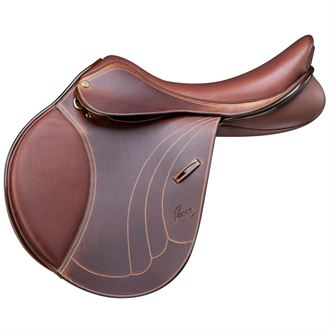 Pessoa® Tomboy II Solid Leather Saddle