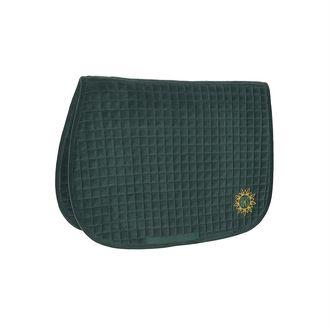 Dover Saddlery® Cotton Velvet Nonslip All-Purpose Pad