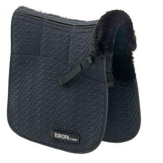 Ovation® Europa™ Sheepskin 6-Shim Dressage Pad