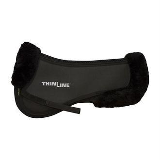 ThinLine® Trifecta Cotton Half Pad with Sheepskin Rolls