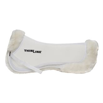 ThinLine® Sheepskin Comfort Half Pad