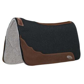 Weaver Leather® Contoured 100% Wool Felt Saddle Pad