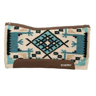 Weaver Leather® Flex Contour Felt & Memory Foam Saddle Pad