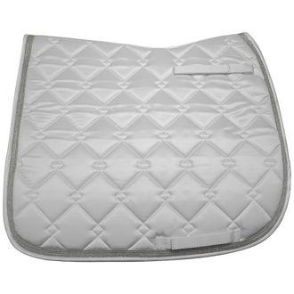 Equine Couture™ Satin Pony Dressage Saddle Pad