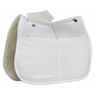 E.A. Mattes All-Purpose Square Correction Pad Quilt Only with Pockets for Shims