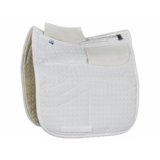 Mattes Dressage Square Quilt Only Correction Pad with Pockets for Shims