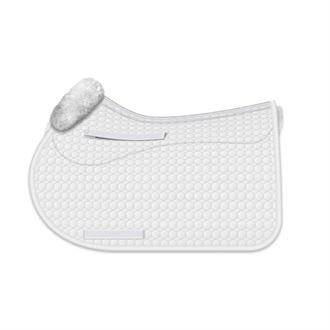 E.A. Mattes Jump Square Pad with Bare Flaps