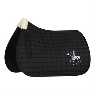 Horze Limited-Edition Halloween Saddle Pad
