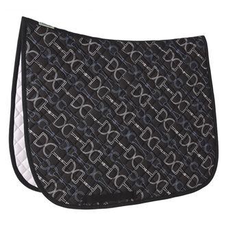 Dover Saddlery® Bit-by-Bit™ Novelty Dressage Pad