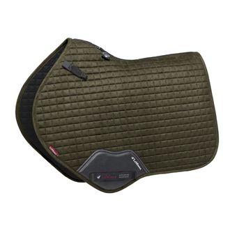 LeMieux® Suede Close Contact Saddle Pad