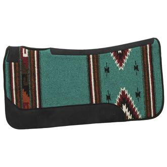 Weaver Leather® Contoured Single Weave Felt Western Saddle Pad