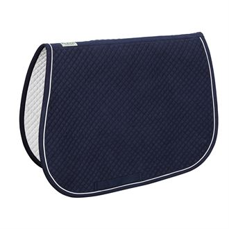 Dover Saddlery® Mini Diamond Quilted All-Purpose Saddle Pad