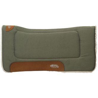 Weaver Leather® Contoured Cordura® Western Saddle Pad