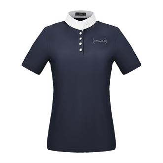 Cavallo® Kalida Short Sleeve Competition Shirt