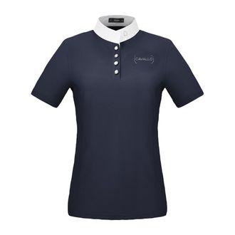 Cavallo® Kalida Short Sleeve Competition Shirt