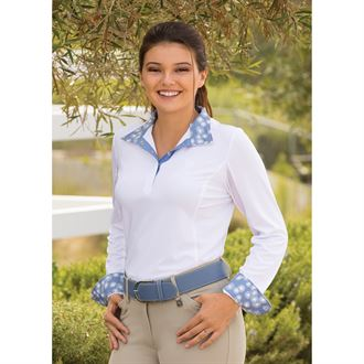 Romfh® Ladies Lindsay Long Sleeve Show Shirt
