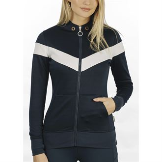 Horseware® Ladies Issey Front-Zip Sweatshirt