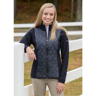 af1ea33121 AA® Ladies  Sarah Summer Sweater · DS FRONT ZIP SWEATER JACKET