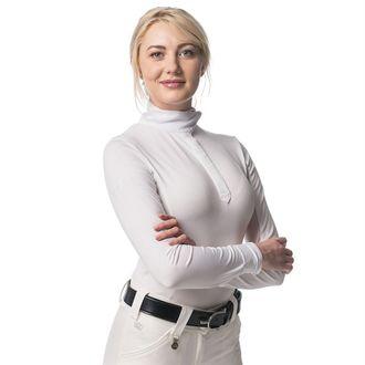 Kastel Denmark Ladies' Charlotte Signature Long Sleeve Show Shirt