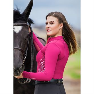 Noble Outfitters™ Ladies Lindsey Performance Long Sleeve Shirt