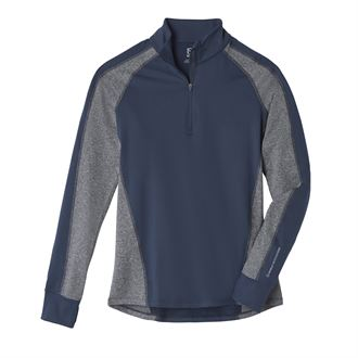Noble Outfitters™ Men´s Caspian Quarter-Zip Mock Neck Shirt