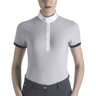 EGO7 Ladies Short Sleeve Polo Top