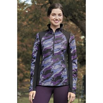 Kerrits Ladies' Counter Canter Fleece Half-Zip Top