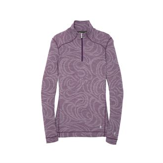 Smartwool® Ladies' Pattern Merino 250 Base Layer Quarter-Zip Top