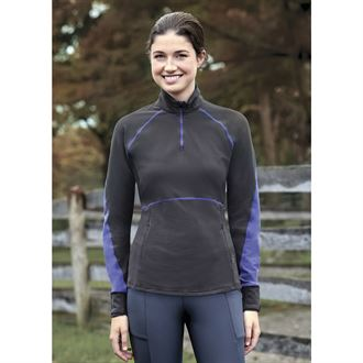 Irideon® Ladies' Himalayer™ Half-Zip Top