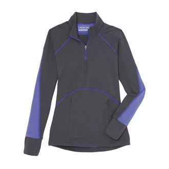 Irideon® Kids' Himalayer Half-Zip Top