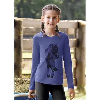 Irideon® Kids' Sashay Long Sleeve Tee Exclusive