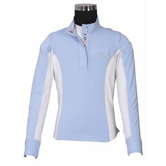Equine Couture™ Childrens Cara Long Sleeve Show Shirt