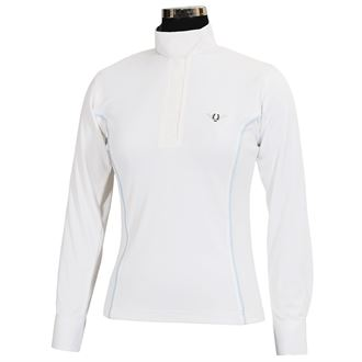 TuffRider® Ladies Kirby Kwik Dry Long Sleeve Show Shirt