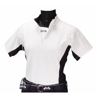 Equine Couture™ Ladies Sportif Technical Short Sleeves Shirt