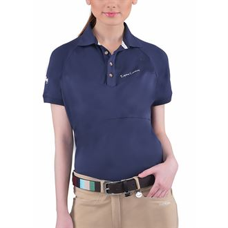 Equine Couture™ Ladies Performance Short Sleeve Polo Sport Shirt