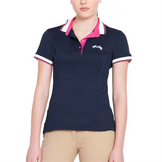 Equine Couture™ Ladies Kirsten Short Sleeve Polo Sport Shirt
