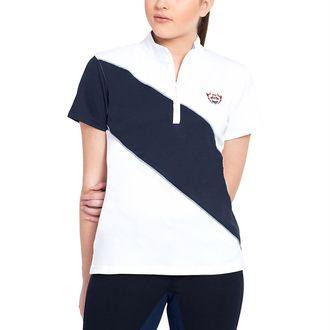 Equine Couture™ Ladies Danvers Short Sleeve Sport Shirt