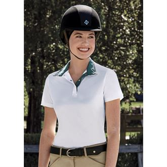 Dover Saddlery® CoolBlast® Ladies' Short Sleeve Show Shirt