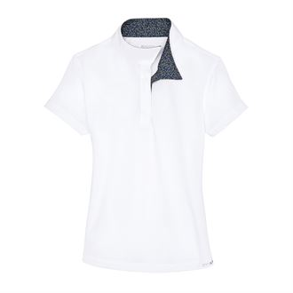 Dover Saddlery® CoolBlast® Girls' Short Sleeve Show Shirt