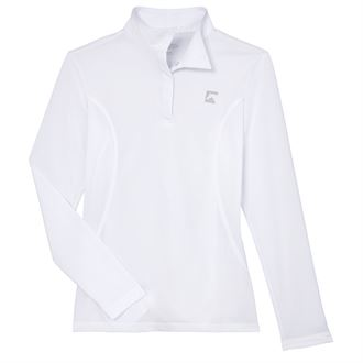 Riding Sport® by Dover Saddlery® Ladies' Essential Long Sleeve Show Shirt