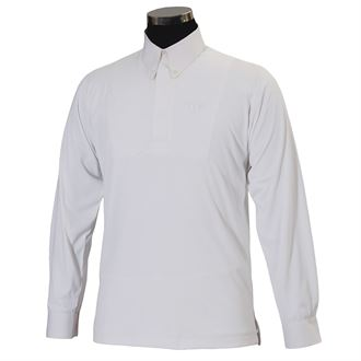 TuffRider® Boys Adam Long Sleeve Show Shirt