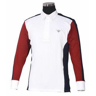 TuffRider® Mens Dennison Long Sleeve Show Shirt