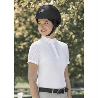 Samshield® Ladies'Apolline Full Stripe Short Sleeve Show Shirt
