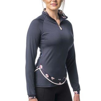 Kastel Denmark Ladies' Medium-Weight Raglan Sun Shirt