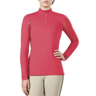 Irideon® Ladies' CoolDown® IceFil® Long Sleeve Jersey