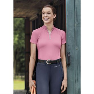 Dover Saddlery® Exclusive! Noble Equestrian™ Ashley Short Sleeve Performance Shirt